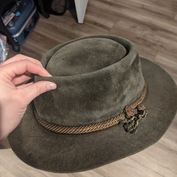 Vintage hat made in germany